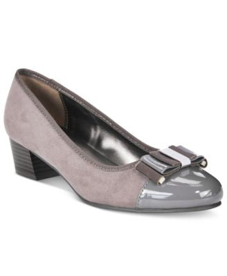 Karen Scott Darragh Block-Heel Pumps, Only at Vogily