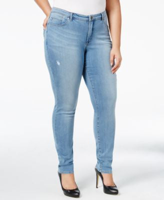 Lee Platinum Plus Size Ava Skinny Dream Jeans