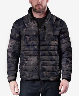 Hawke & Co. Outfitter Men's Big & Tall Quilted Packable Down Jacket