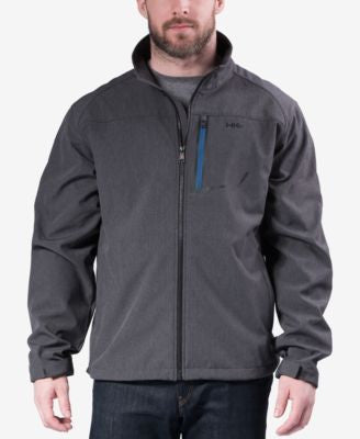 Hawke & Co. Outfitters Men's Big & Tall Fleece Jacket