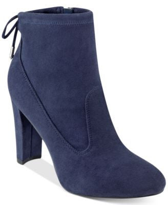 Marc Fisher Justice Suede Booties
