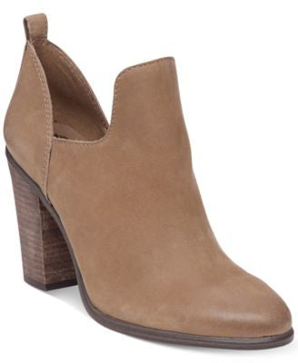 Vince Camuto Federa Open-Side Booties