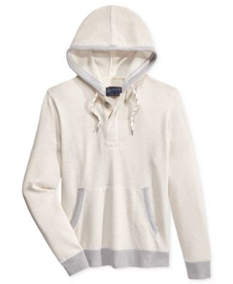 American Rag Men's French Terry Hoodie, Only at Vogily