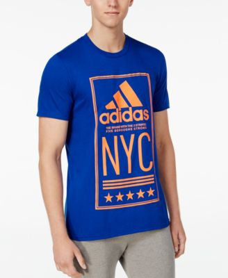 adidas Men's NYC Graphic T-Shirt