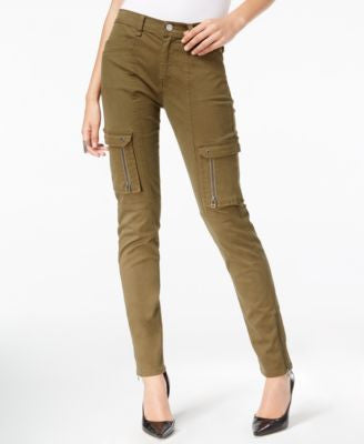 William Rast Utility Slim-Leg Pants