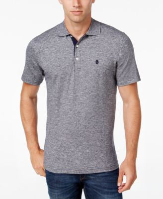 IZOD Men's Slub Pocket Polo