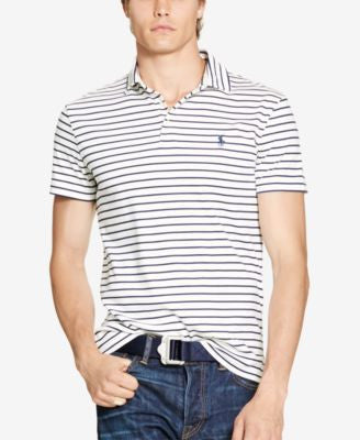 Polo Ralph Lauren Men's Striped Soft-Touch Polo