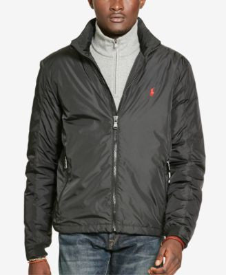 Polo Ralph Lauren Men's Stowaway-Hood Jacket