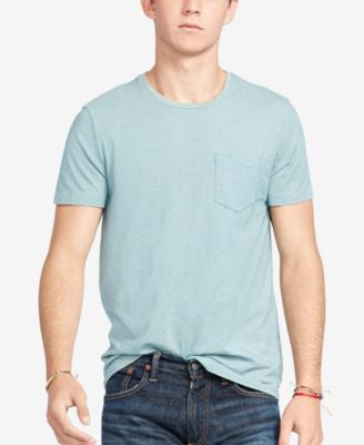 Polo Ralph Lauren Men's Indigo Jersey T-Shirt