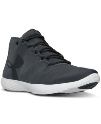 Under Armour Women's Street Precision Mid Running Sneakers from Finish Line