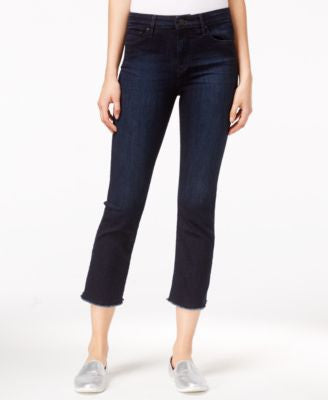 Sanctuary Jolie Cropped Mika Wash Jeans