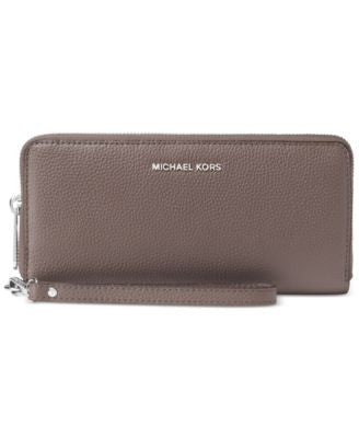 MICHAEL Michael Kors Studio Mercer Travel Continental Wristlet