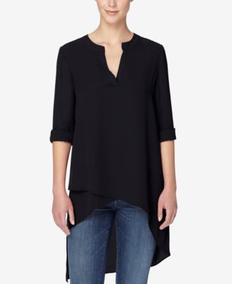 Catherine Catherine Malandrino Livy High-Low Blouse