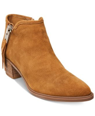 STEVEN by Steve Madden Doris Pointed-Toe Ankle Booties
