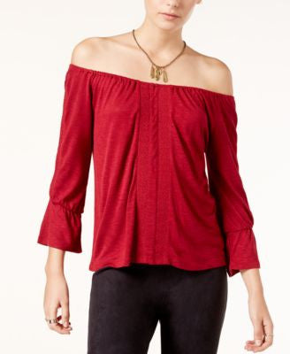 Sanctuary Bella Off-The-Shoulder Top