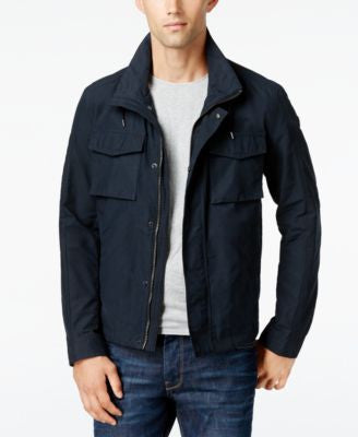Hugo Boss Green Men's Field Coat