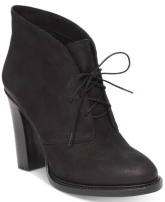 Vince Camuto Lehanna Lace-Up Shooties