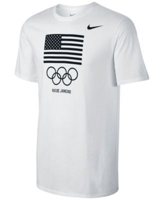 Nike Men's Team USA Flag T-Shirt
