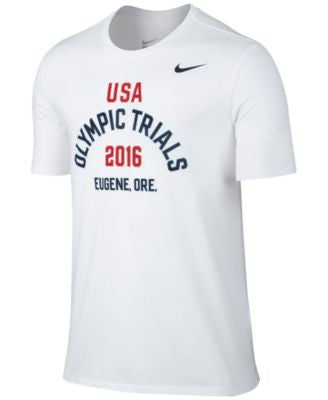 Nike Men's Dry Team USA 2016 Olympic Trials T-Shirt