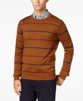 Tommy Hilfiger Men's Signature Striped Sweater