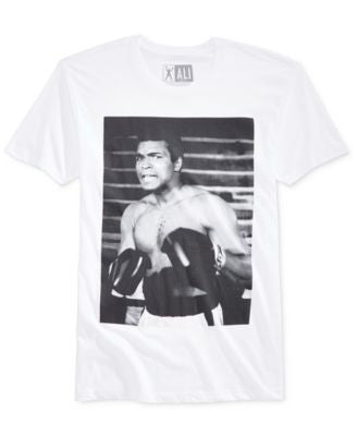 Bioworld Men's Muhammad Ali Graphic-Print T-Shirt