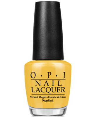 OPI Nail Lacquer, Never a Dulles Moment