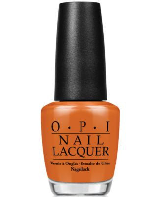 OPI Nail Lacquer, Freedom of Peach