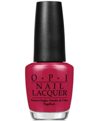 OPI Nail Lacquer, Madam President