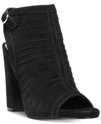 Carlos by Carlos Santana Scout Buckle Block-Heel Sandals