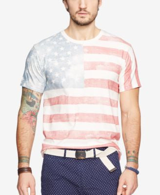 Denim & Supply Ralph Lauren Men's Americana Crew-Neck T-Shirt