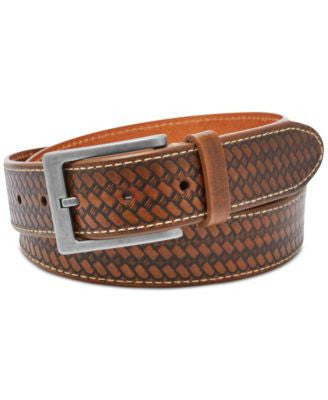 Fossil Men's Brady Leather Belt