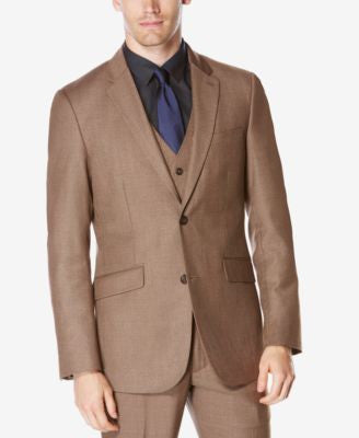 Perry Ellis Men's Slim-Fit Jacket Suit Separate