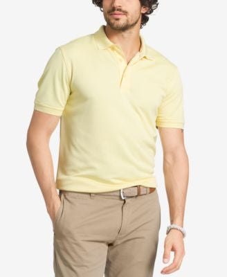 G.H. Bass & Co. Men's Solid Performance Polo