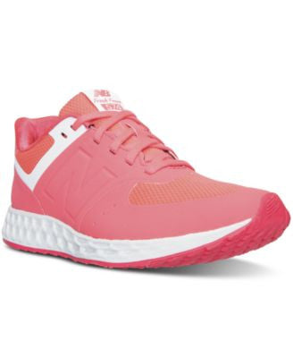 New Balance Women's 574 Mash-Up Casual Sneakers from Finish Line