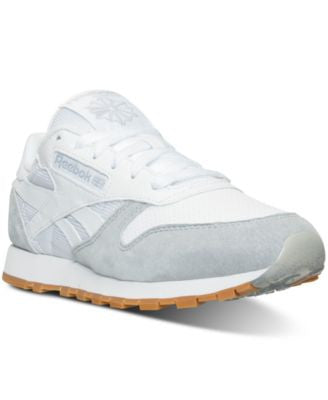 Reebok Women's Classic Leather SPP Casual Sneakers from Finish Line