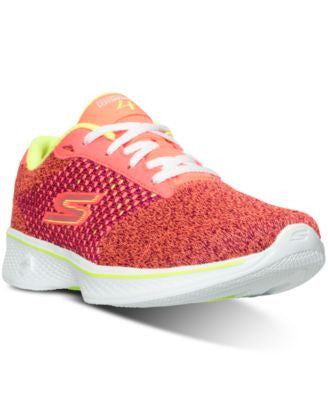 Skechers Women's GOwalk 4 - Exceed Training Sneakers from Finish Line
