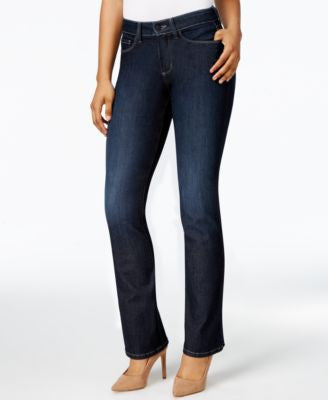 NYDJ Barbara Hollywood Wash Bootcut Jeans