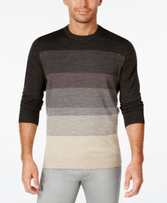 Tricots St Raphael Men's Colorblocked Crew-Neck Sweater