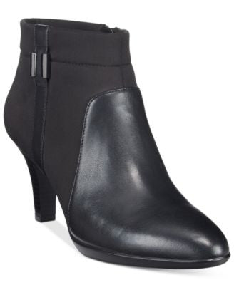 Alfani Women's Step 'N Flex Venah Ankle Booties, Only at Vogily