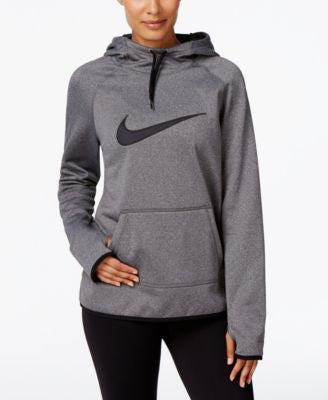 Nike All Time Therma Fleece Swoosh Training Hoodie