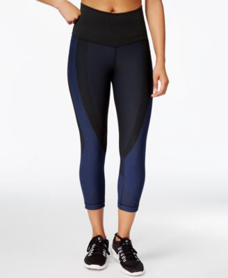 Nike Zoned Sculpt Colorblocked Capri Leggings
