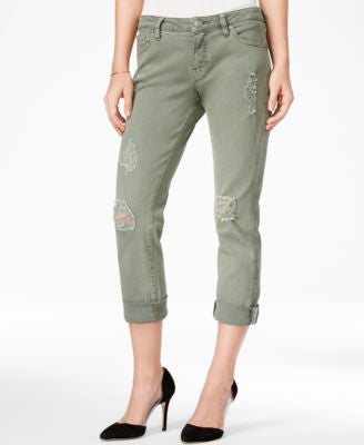 JAG Petite Alex Relaxed Elderberry Wash Boyfriend Jeans