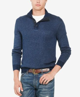 Polo Ralph Lauren Men's Silk Sweater