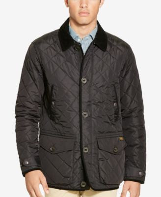 Polo Ralph Lauren Men's Diamond-Quilted Jacket