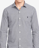 Polo Ralph Lauren Men's Gingham Poplin Estate Shirt