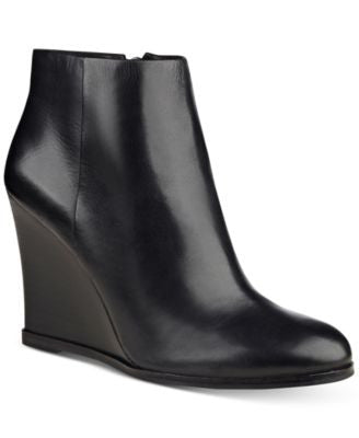 Vince Camuto Gemina Wedge Booties