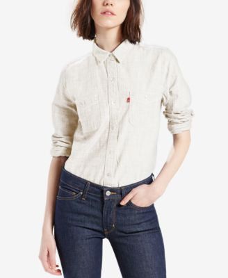 Levi's® Workwear Boyfriend Shirt