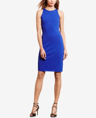 Lauren Ralph Lauren Sleeveless Sweater Dress