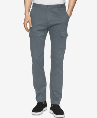 Calvin Klein Men's Slim-Fit Cargo Pants