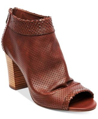 STEVEN by Steve Madden Normandi Peep-Toe Shooties
